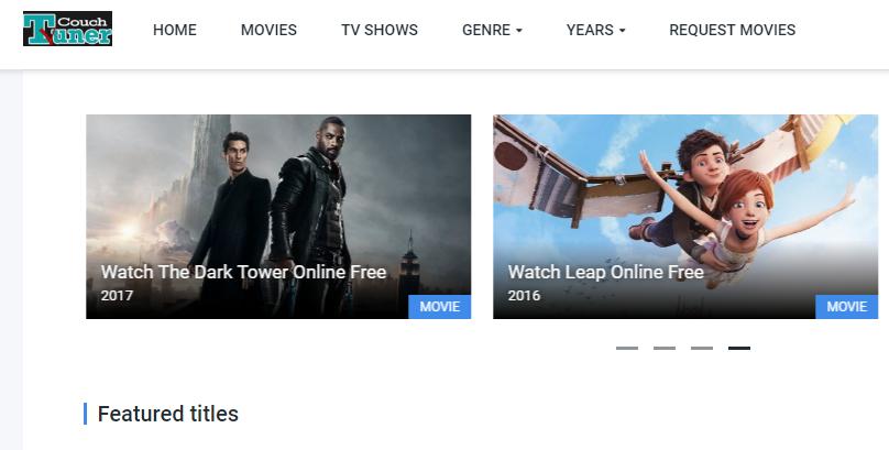 tv stream sites