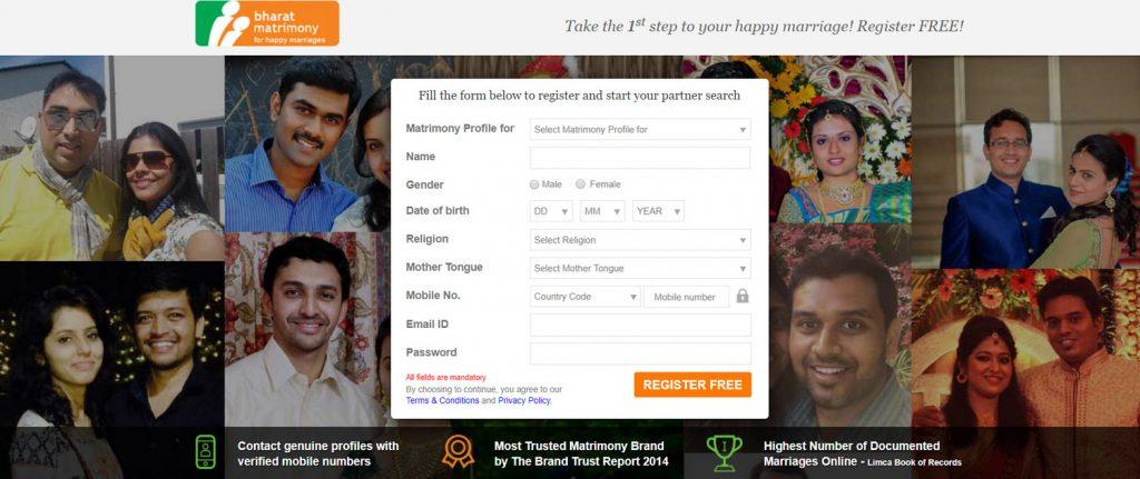 10+ Best Matrimonial sites in India ( FREE Registration/ No
