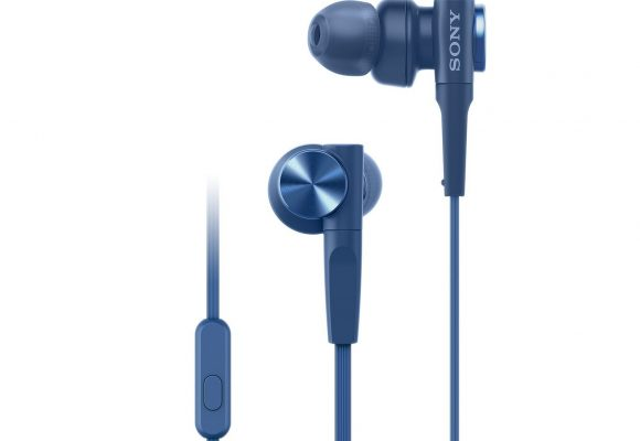 Sony MDR-XB55AP Premium In-Ear Extra Bass Headphones with Mic (1)