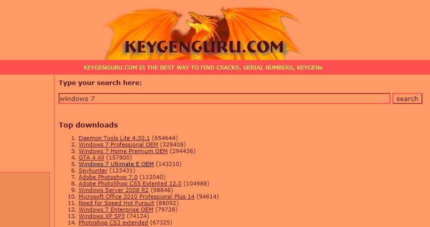 best serial key sites