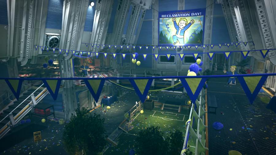 Fallout colors