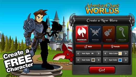 1 Games Like Adventure Quest Worlds and Its Alternative MMOs - Technofizi.net