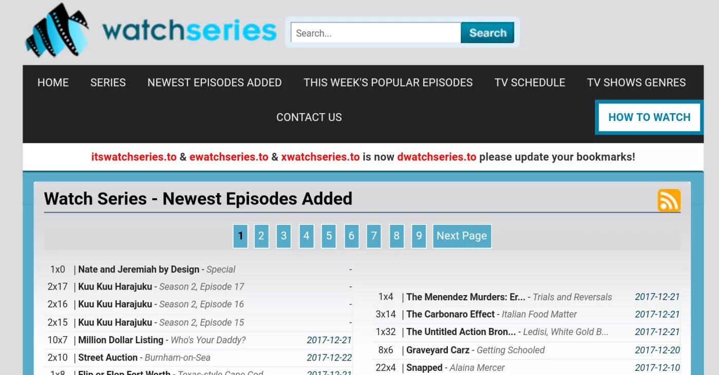 Watch Series Stream