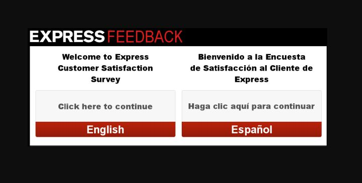 express survey
