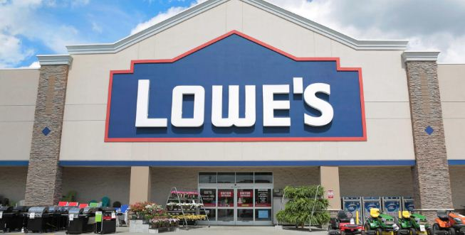 lowes credit card activation