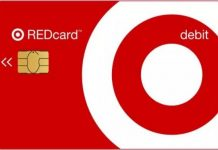 Target RED Card Activation