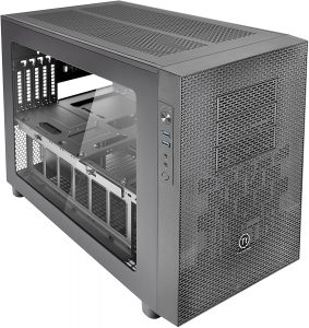 Thermaltake Core X1 Mini ITX Stackable Tt LCS Certified
