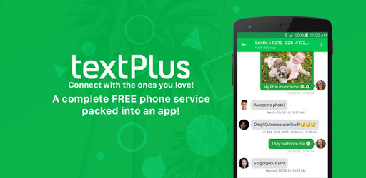 Download Textplus App
